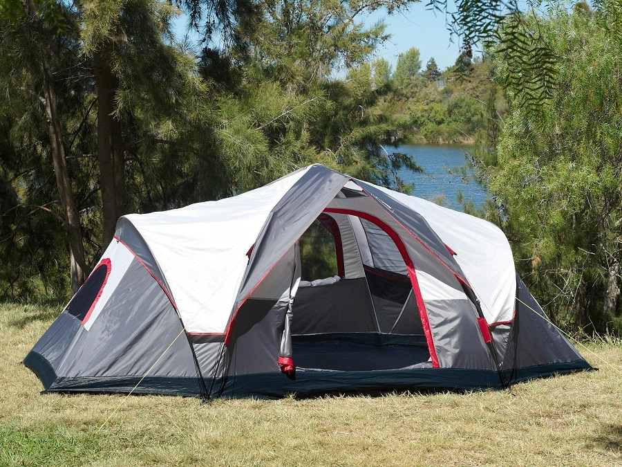 Choose your 6P tent