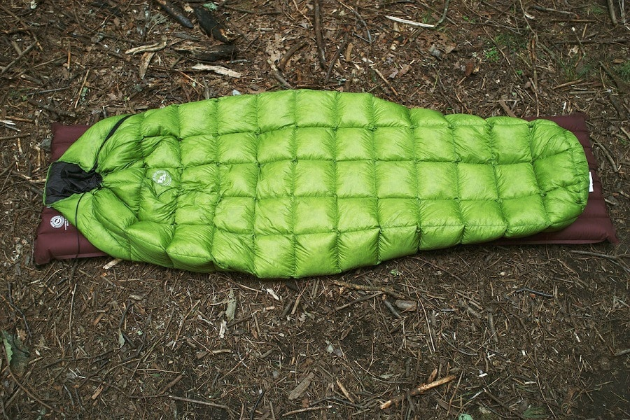 Choose your Down sleeping bag