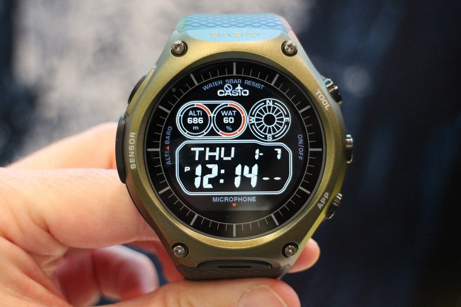 Choose your outdoor watch