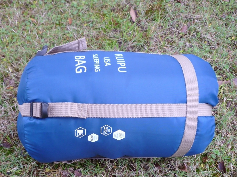 Choose your ultralight sleeping bag