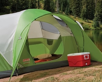 Coleman Sundome 6 Person Tent