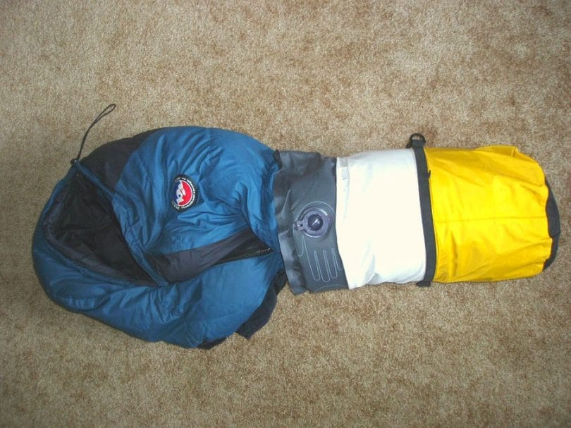 Best Compression Sack For Sleeping Bag Of 2018 Prices