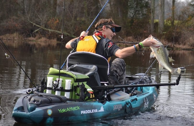 Fishing kayak review