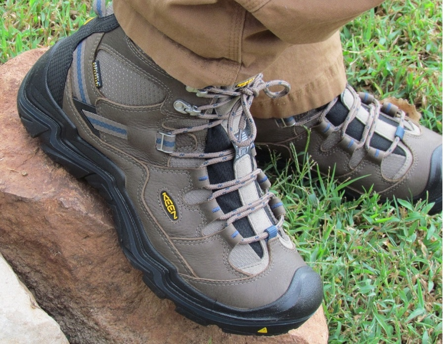 Fit and height of hiking boots
