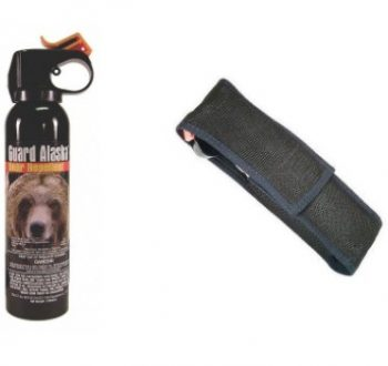 Guard Alaska Bear Defense Pepper Spray