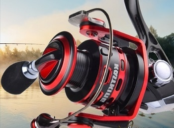 KastKing® Orcas II All Metal Spinning Reel