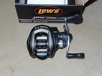 Lew's Speed Spool Baitcasting Reel SSG1SH