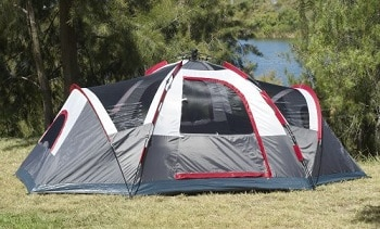 Lightspeed Outdoors Ample 6-Person Instant Tent