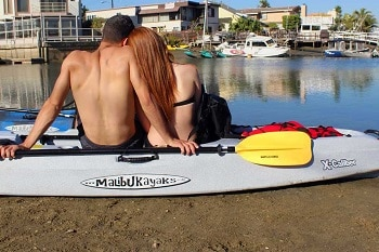 Malibu Kayaks X-13 Fish and Dive Package Sit on Top Kayak