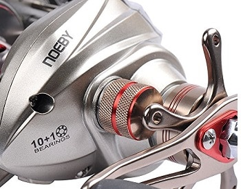 Noeby Baitcasting Fishing Reel