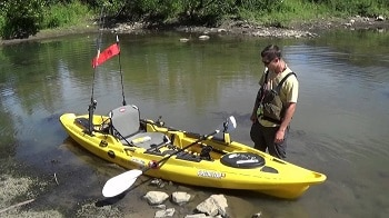 Old Town Predator 13 Fishing Kayak 2017