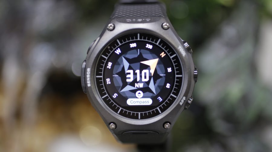 Outdoor Watch with compass