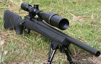 Remington Model 700 SPS Tactical rifle