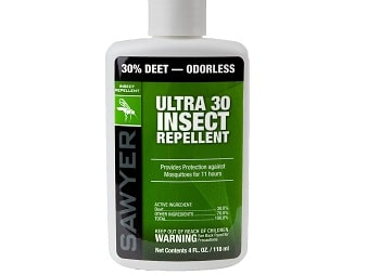 Sawyer Products Premium Ultra 30% DEET Insect Repellent