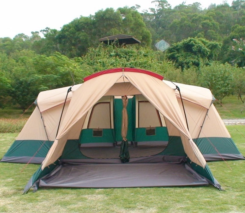 Six person tent review