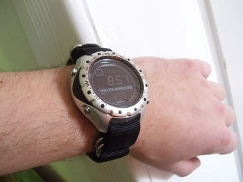 Suunto X-Lander Wrist-Top Computer Watch