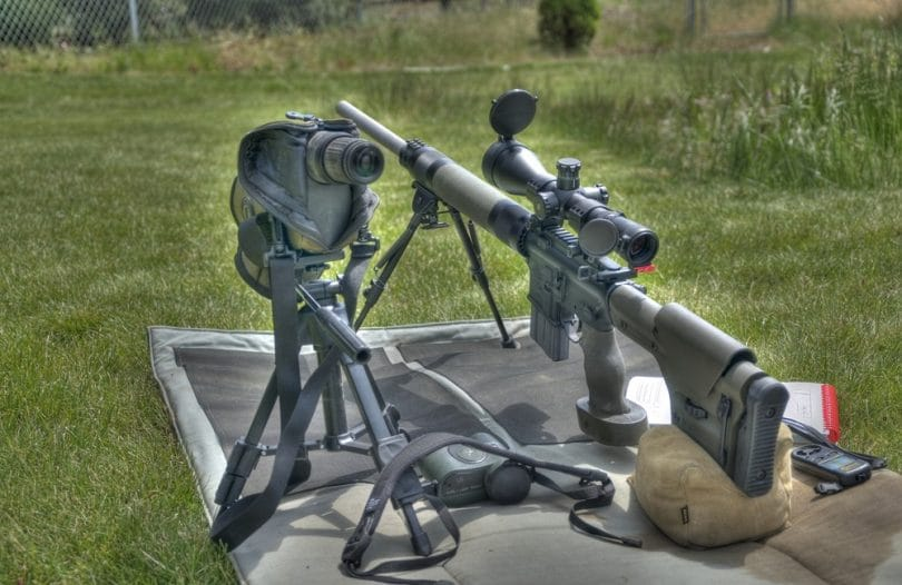 Varmint rifle review