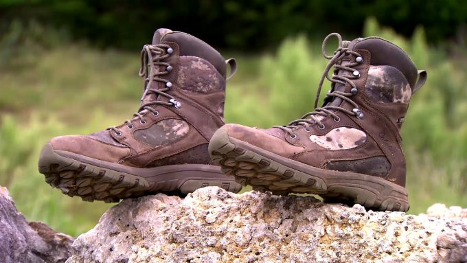 Cabela hunting boots