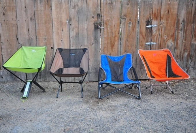 Choose your Backpacking Chair