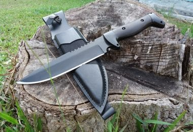 Fixed blade knives review