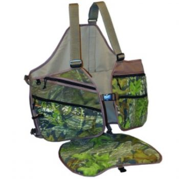 Beard Buster Fan Men's Turkey Hunting Vest