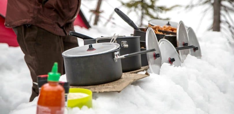 Best Camping Cookware Material