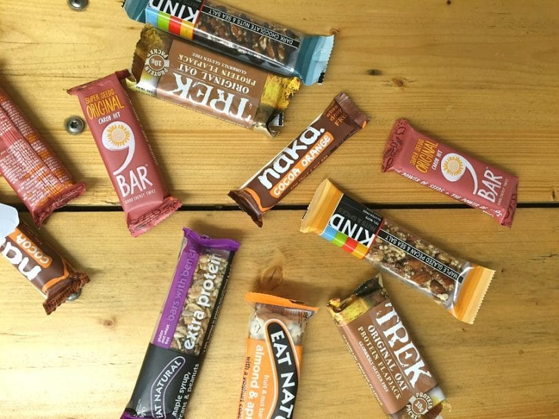 Ordinaire Best Energy Bars