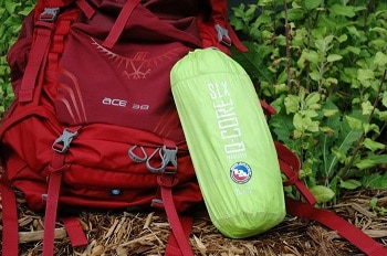 Big Agnes - Superlight Q-Core Sleeping Pad