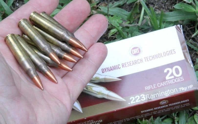 Bring your 223 Ammunition for Deer Hunting