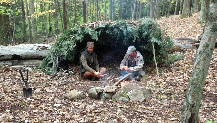Building A Survival Shelter: You Don't Have to Be Bear ...