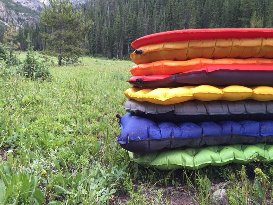 Choose your Backpacking sleeping pad