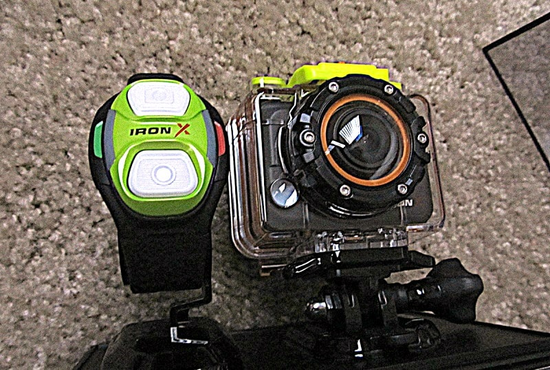 Choose your action camera