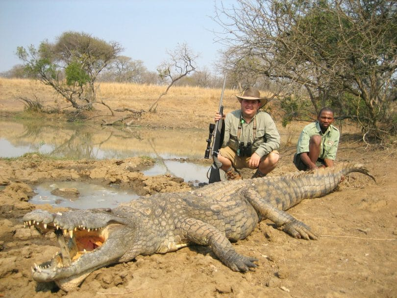 Crocodile Hunting