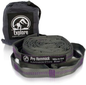 Explore Outfitters Hammock Tree Straps