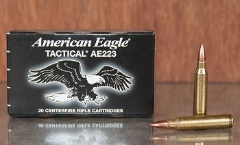 Federal American Eagle Tactical Ammunition 223