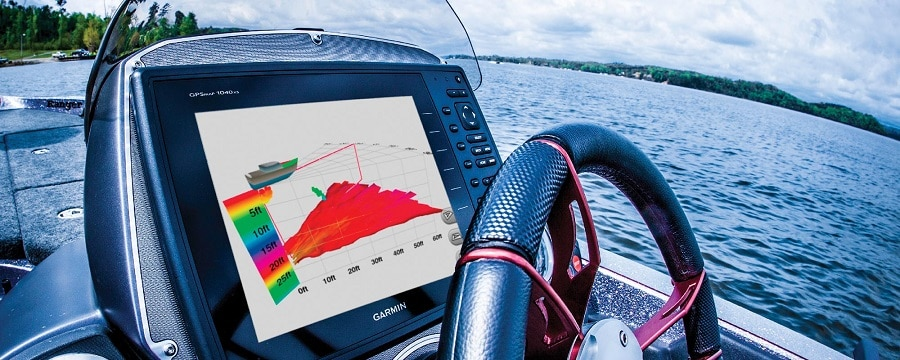 GPS fishing interface
