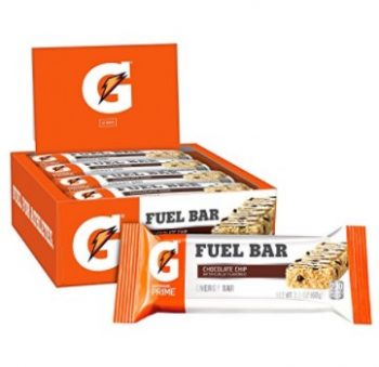 Gatorade Prime Chocolate Chip Fuel Bar