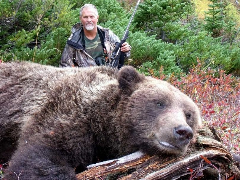 Grizzly bear hunting tips