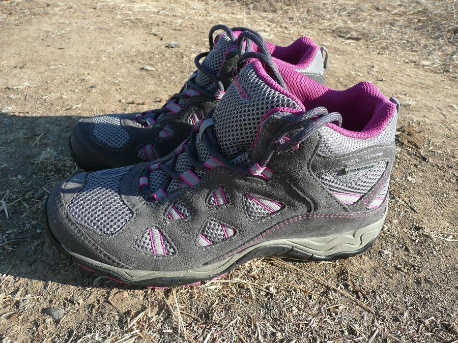 Hiking boots for women