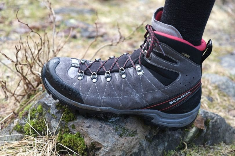 Hiking boots review
