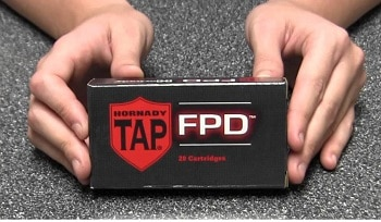 Hornady Tap Personal Defense Ammunition 223