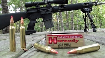 Hornady Varmint Express Ammunition 223 Remington