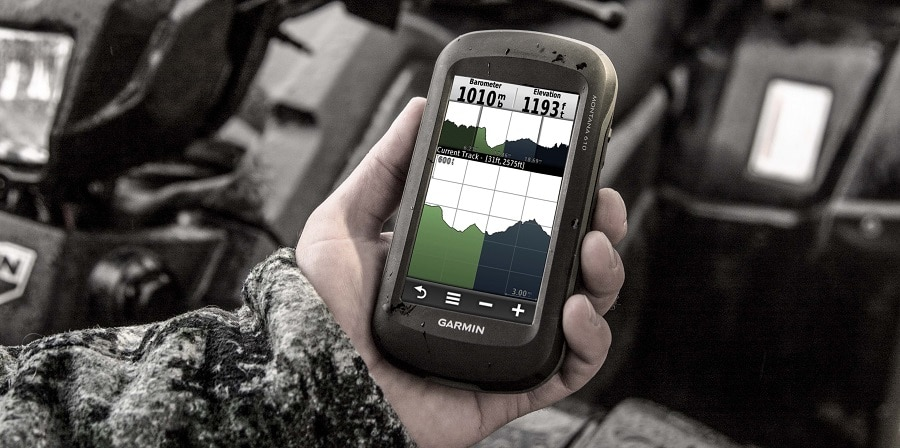 Hunting GPS Features