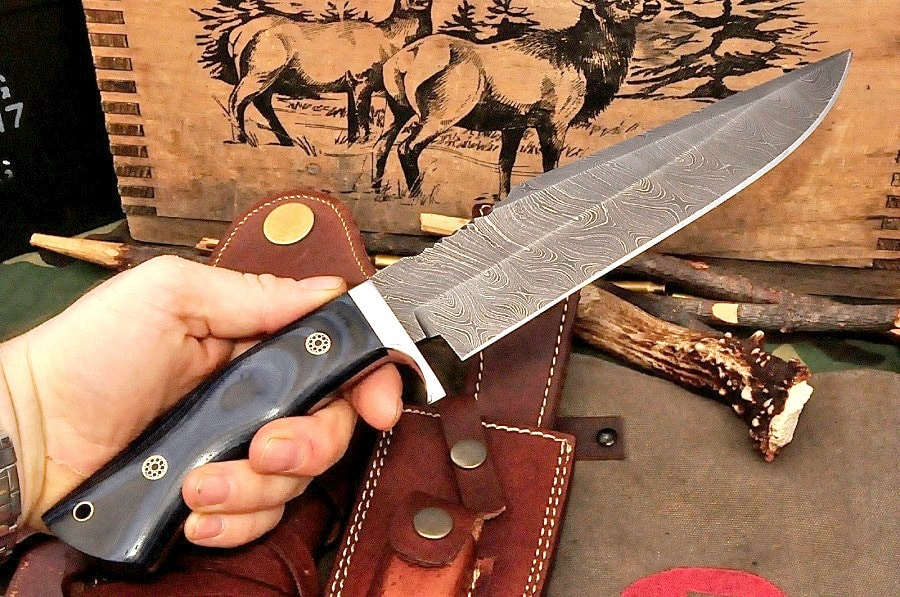 Hunting Knife Type