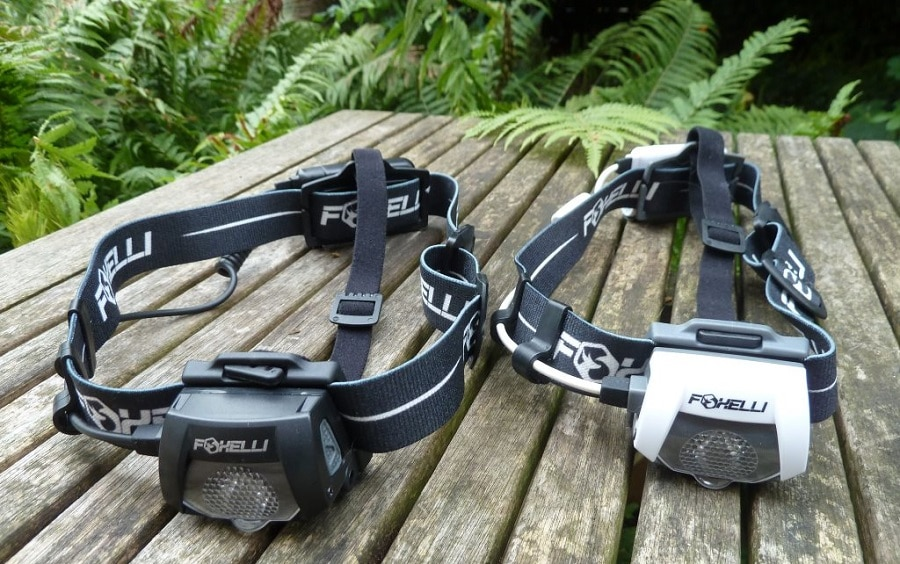 Hunting headlamps