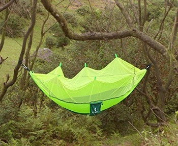 Leapair 2-Person Portable Camping Hammock with Mosquito Net
