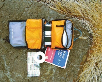 Lifeline Trail Light Dayhiker First Aid Kit