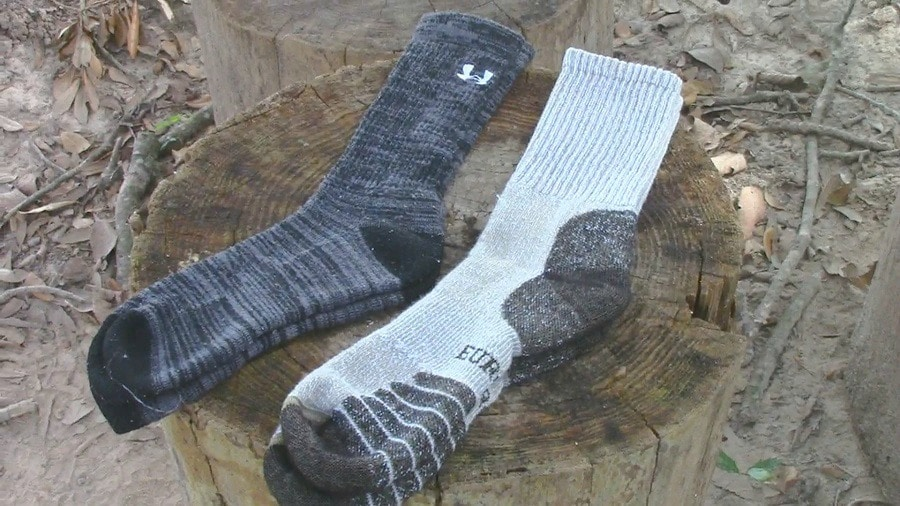 Materials Used for Hiking Socks
