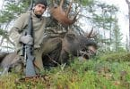 Moose hunting Guide