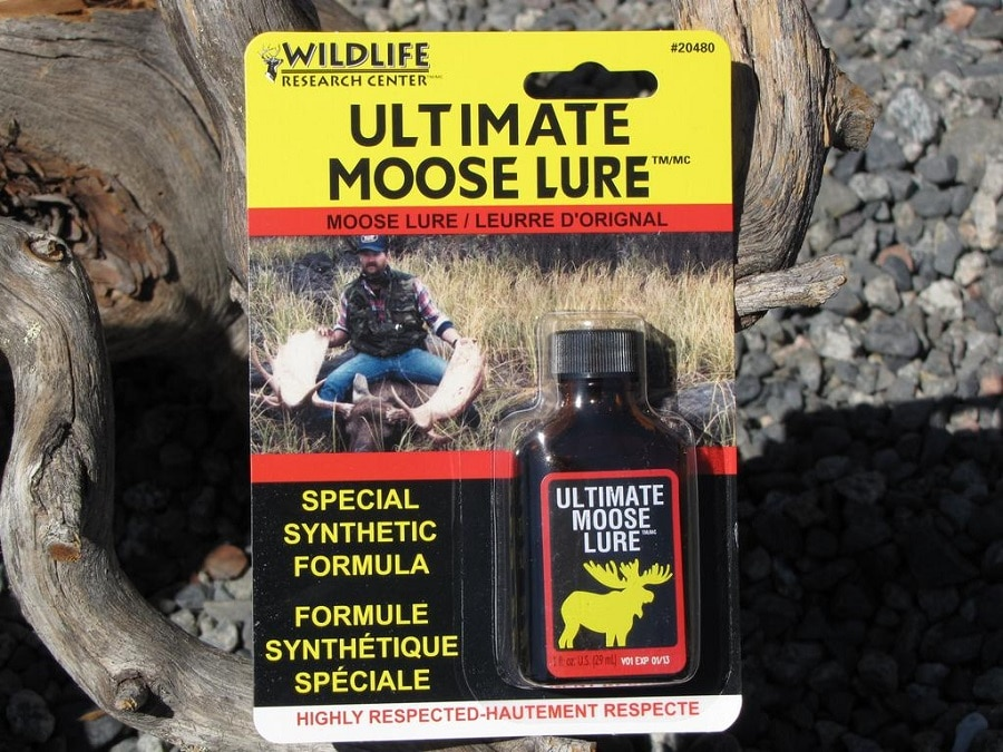 Moose lures